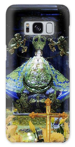 Our Lady Of San Juan De Los Lagos Galaxy Case
