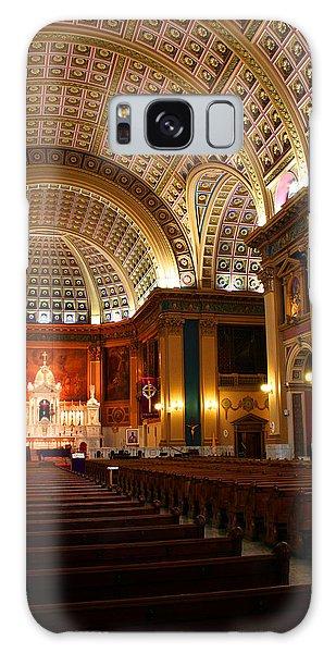 Our Lady Of Sorrows Basilica Galaxy Case