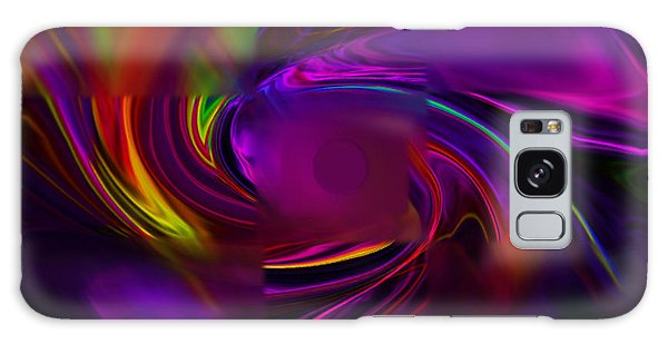 Out Of Focus Galaxy Case by Gayle Price Thomas