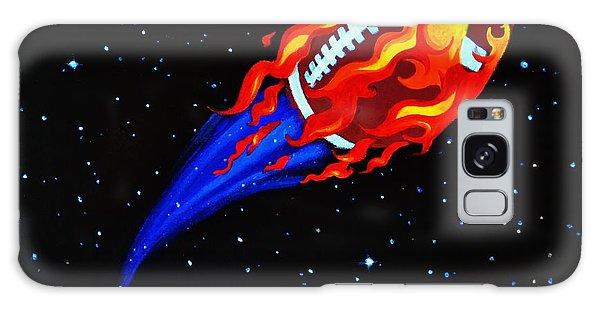 Flaming Balls  #1 Galaxy Case