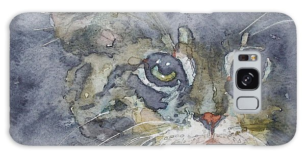 Tabby Galaxy Case - Out The Blue You Came To Me by Paul Lovering