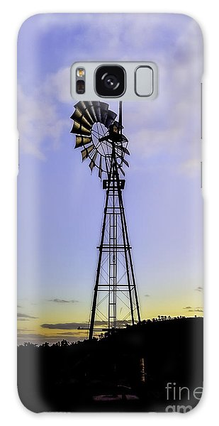 Outback Windmill Galaxy Case