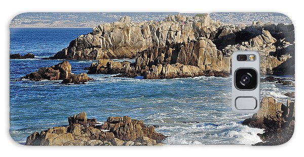 Outcroppings At Monterey Bay Galaxy Case