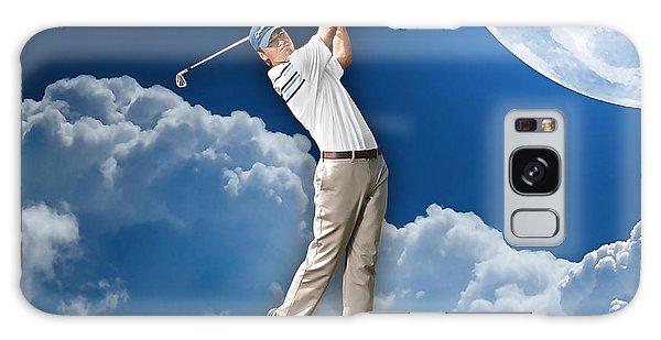 Outdoor Golf Galaxy Case