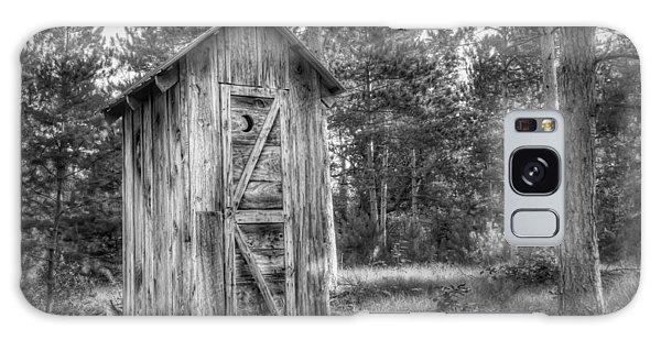 Woods Galaxy Case - Outdoor Plumbing by Scott Norris