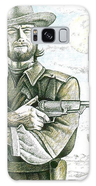 Outlaw Josey Wales Galaxy Case