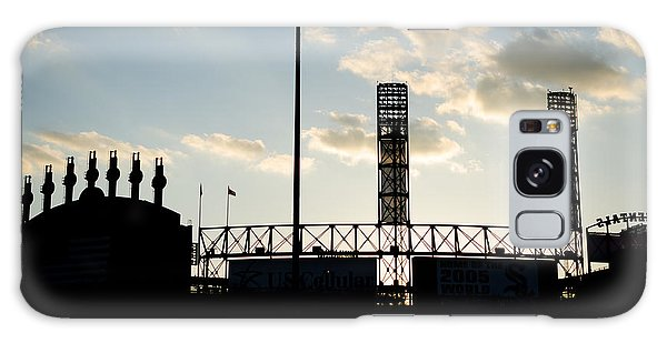 Outside Comiskey Park Galaxy Case