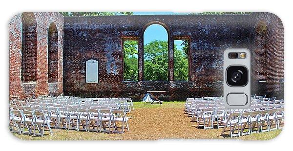 Outside Wedding Galaxy Case