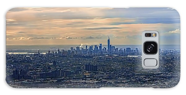 Over East New York Galaxy Case