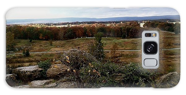 Over The Battle Field Of Gettysburg Galaxy Case