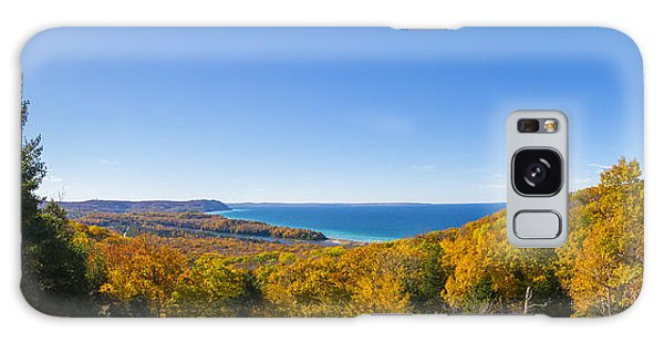 Overlook From Pierce Stocking Drive Galaxy Case