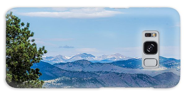 Galaxy Case featuring the photograph Overlook Mountain  by Jeanne May