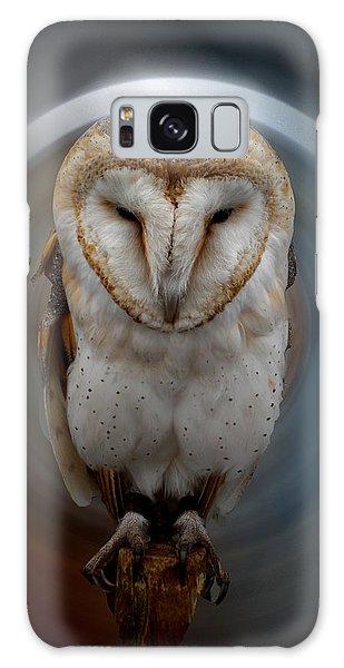 Owl Alba  Spain  Galaxy Case
