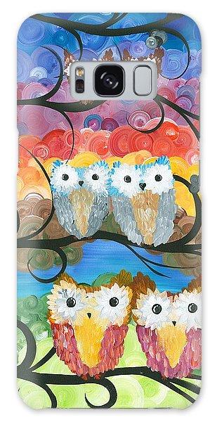 Owl Expressions - 00 Galaxy Case