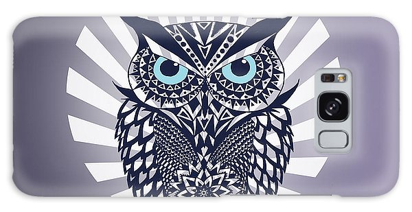 Owl Galaxy Case - Owl by Mark Ashkenazi