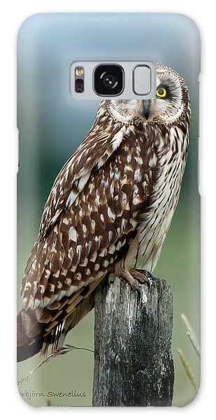 Owl See You Galaxy Case