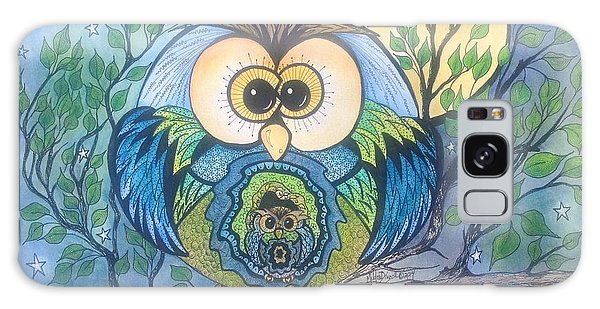 Owl Take Care Of You Galaxy Case