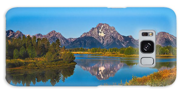 Grass Snake Galaxy Case - Oxbow Bend II by Robert Bales