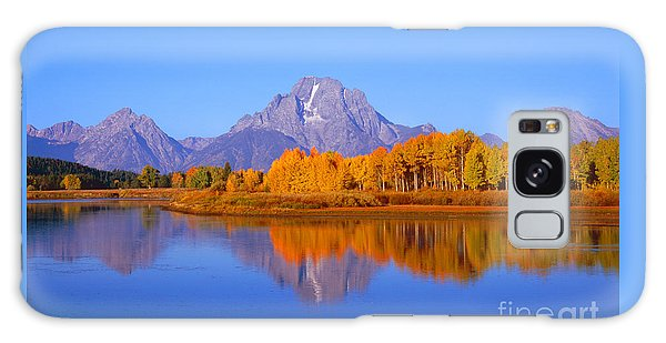 Oxbow Bend In Grand Teton Galaxy Case