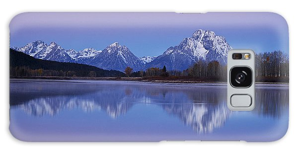 Oxbow Bend Sunrise 1 Galaxy Case