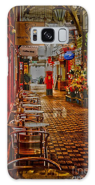 Oxford Covered Market Hdr Galaxy Case