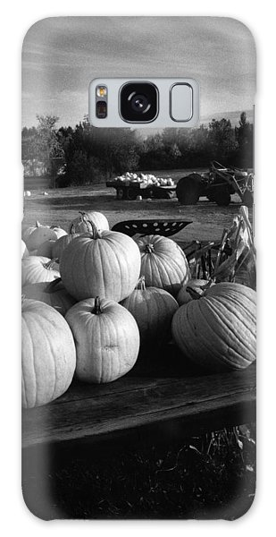 Oxford Pumpkins Bw Galaxy Case