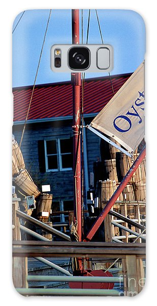 Oystering History At The Maritime Museum In Saint Michaels Maryland Galaxy Case
