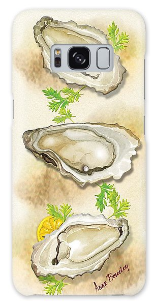 Oysters Three Galaxy Case