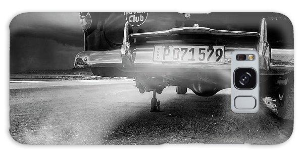 Old Car Galaxy Case - P 071579 by Svetlin Yosifov