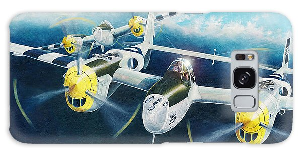 P-38 Lightnings Galaxy Case