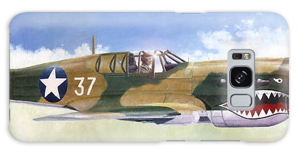 P-40e Warhawk Galaxy Case