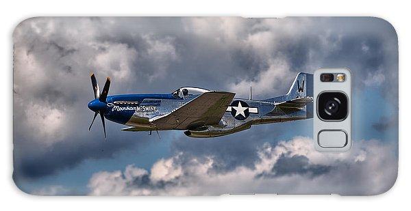 P-51 Mustang Galaxy Case by Carsten Reisinger