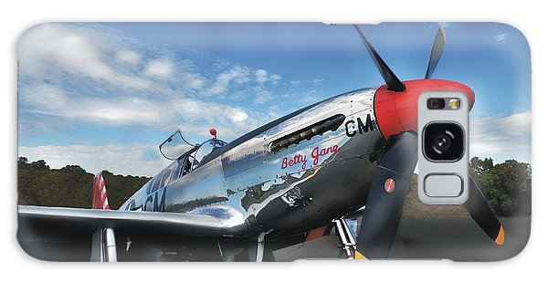 P-51 Mustang Betty Jane Galaxy Case