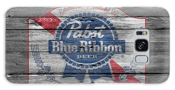 Six Galaxy Case - Pabst Blue Ribbon Beer by Joe Hamilton