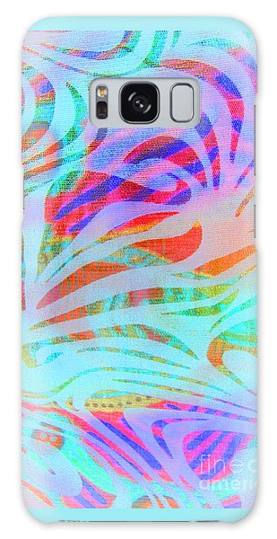 Pacific Daydream Galaxy Case by Nareeta Martin