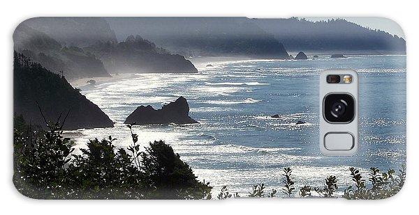 Pacific Mist Galaxy Case