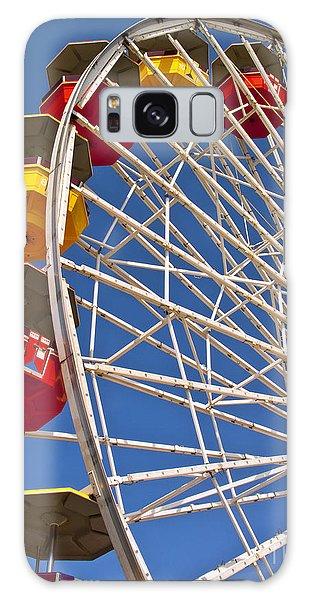 Pacific Park Ferris Wheel 1 Galaxy Case