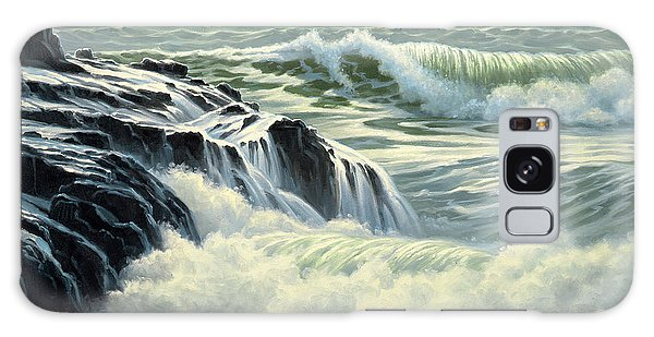 California Galaxy Case - Pacific Surf by Paul Krapf