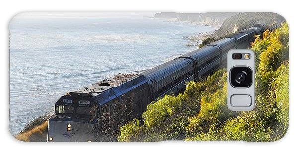 Pacific Surfliner Along The Central Coast Galaxy Case