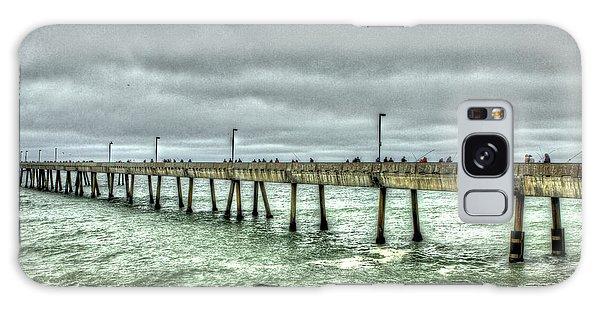 Pacifica Municipal Fishing Pier 7 Galaxy Case