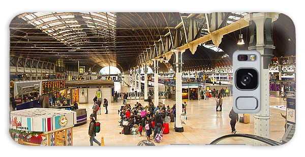 Paddington Station  Galaxy Case