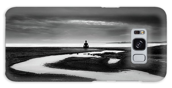 River Galaxy Case - Padmasana by George Digalakis