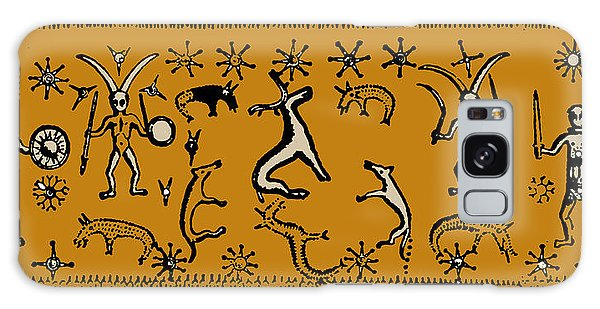 Pagan Rituals Galaxy Case