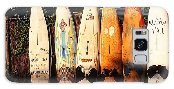 Paia Surfboards Galaxy Case by Janet McDonald