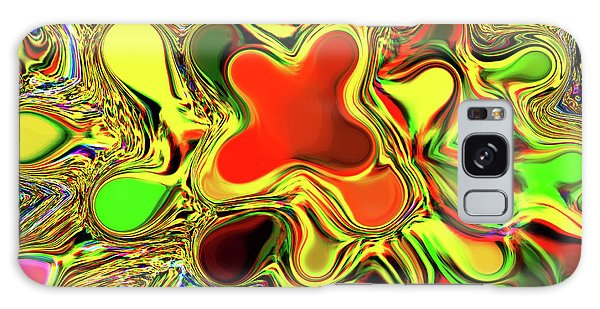 Paint Ball Color Explosion Galaxy Case by Andee Design