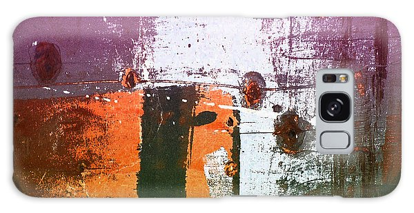 Paint Bi Color 2 Galaxy Case