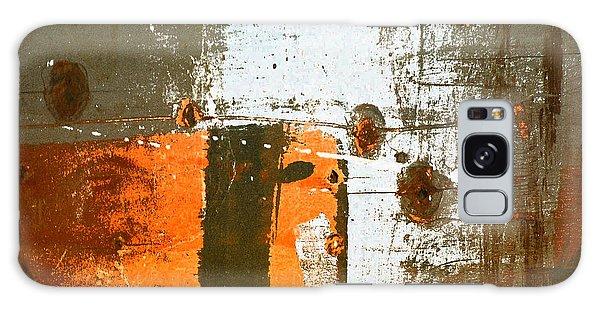 Paint Bi Color 3 Galaxy Case