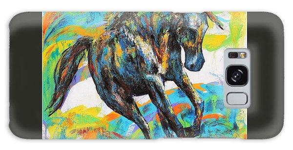 Paint Horse Galaxy Case