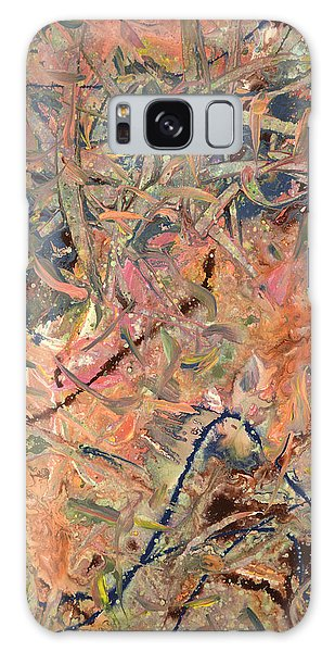 Contemporary Galaxy Case - Paint Number 52 by James W Johnson