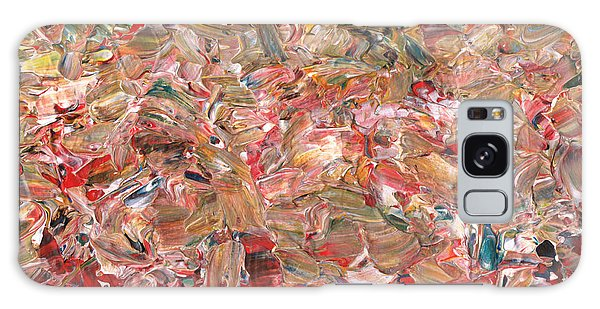 Abstract Expressionism Galaxy Case - Paint Number 56 by James W Johnson